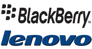 BlackBerry and Lenovo