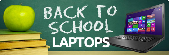 Back to School Laptops