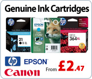 Genuine Ink Cartidges